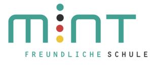 Logo MINT - Freundliche Schule