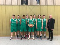 Erfolgreiches DSR Basketball-Team